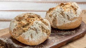 Receita Brot Pão de Grãos Rústico