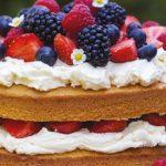 Dicas para o Naked Cake perfeito