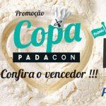 Sorteio Copa Padacon