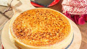Receita de Tarte de Milho com Goiabada