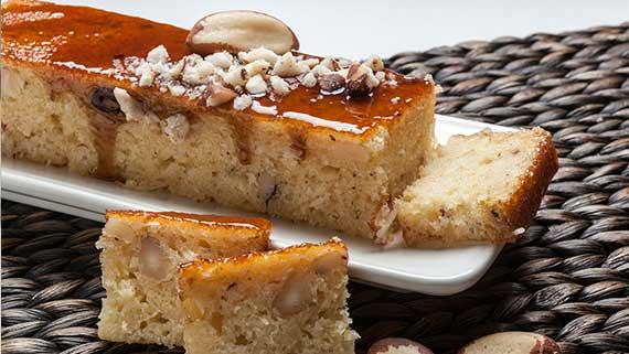 Receita Cake Pará