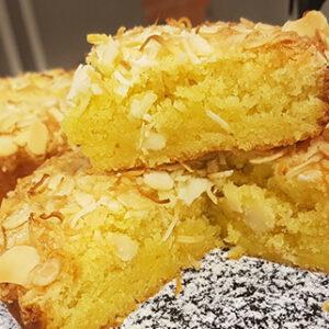 Torta de Amendoas