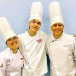 Participação do SENAI no Campeonato Internacional de Jovens confeiteiros em Munique (Alemanha)