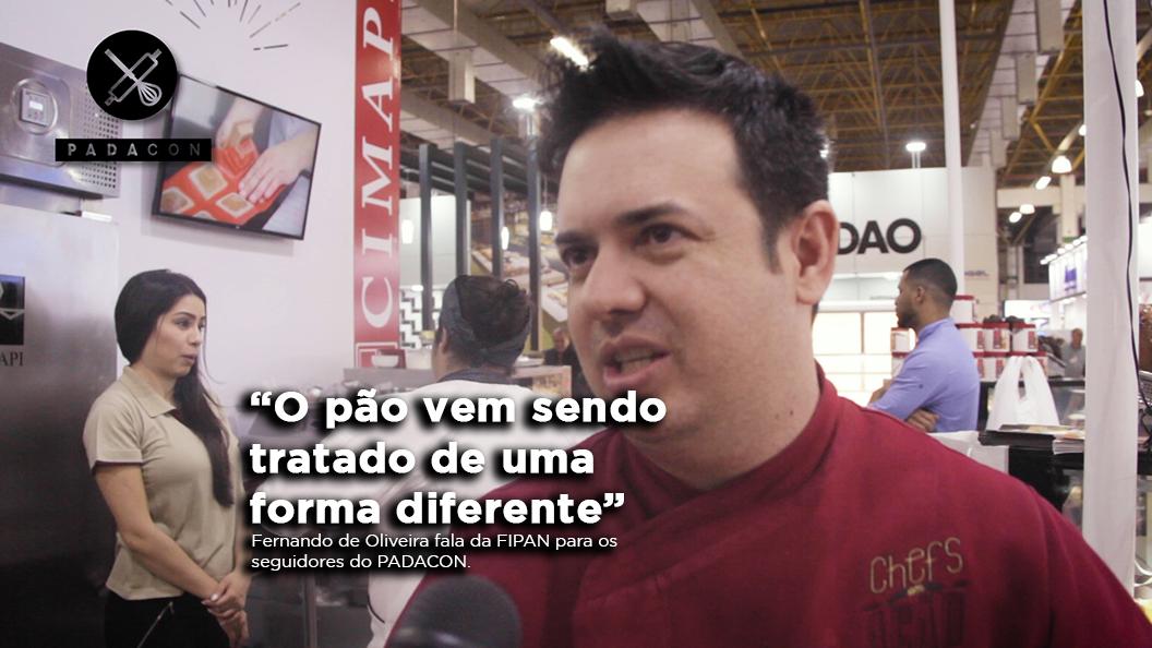 Chef Fernando de Oliveira