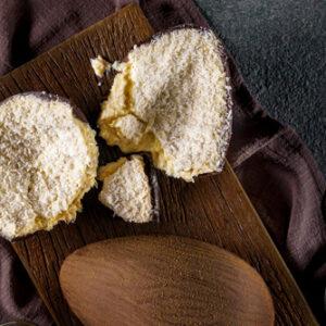 Receita de Ovo Cocco Bianco